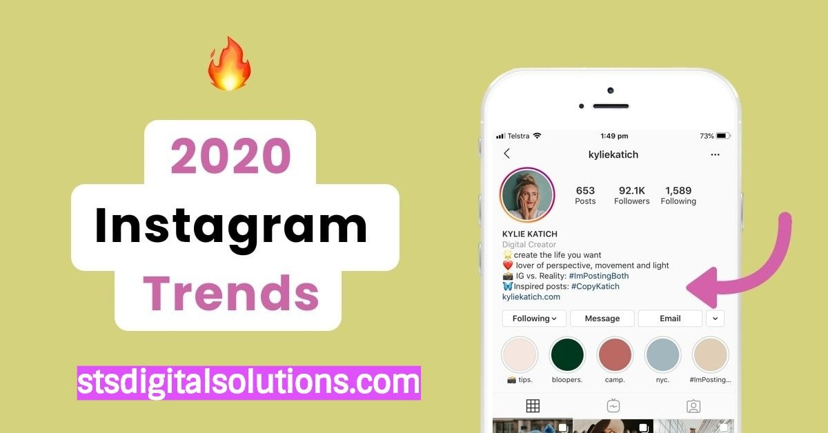 instagram trends for businesses